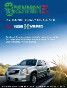Hybrid Mailer Poster