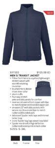 Spider Men's Transit Jacket